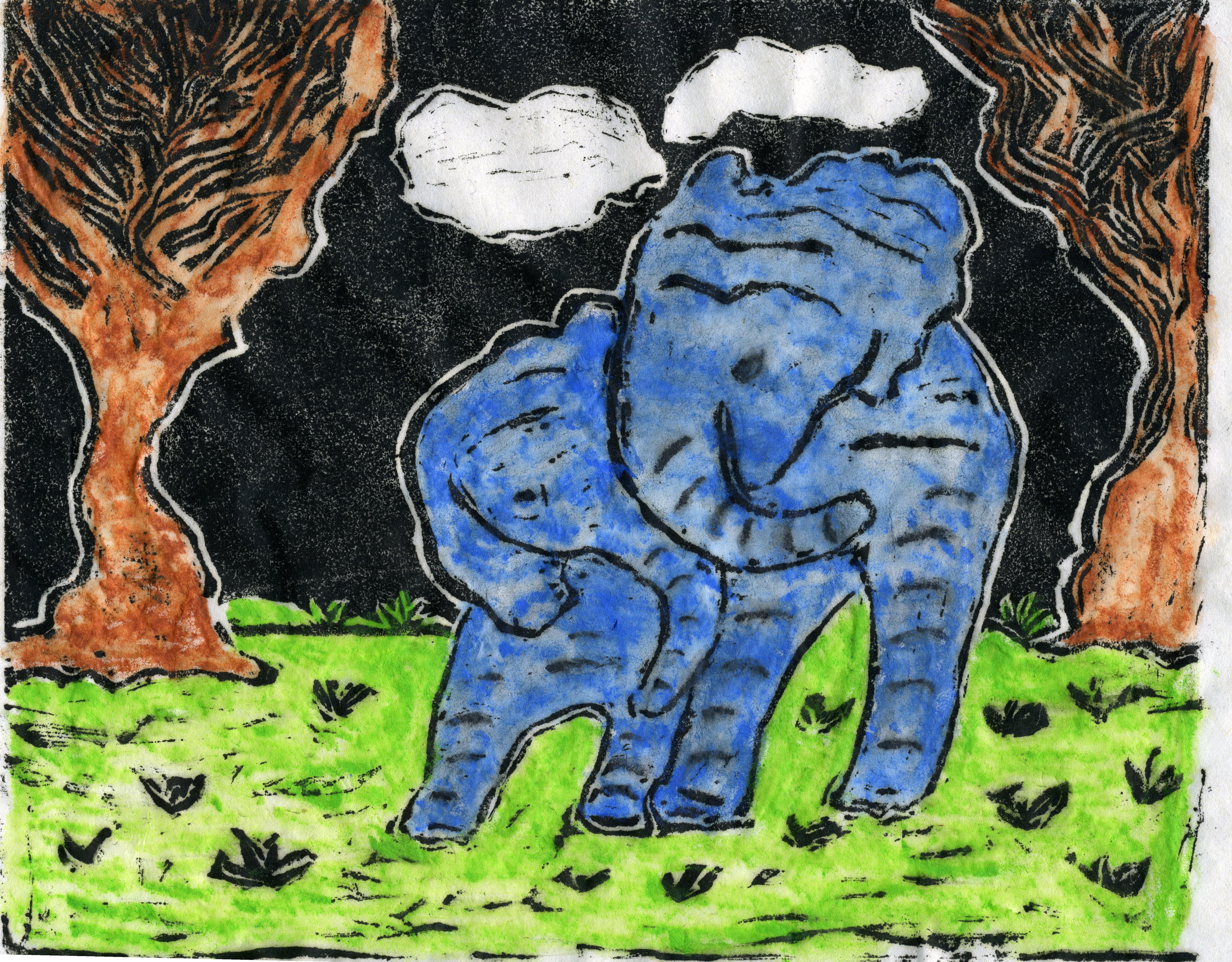 Elephant 1004