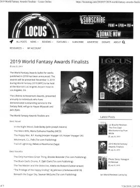 World Fantasy Award002